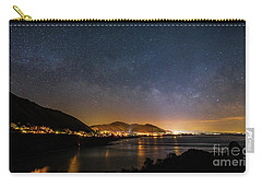The Milky Way Over Pismo Carry-all Pouch