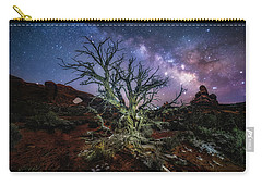 The Milky Way Tree Carry-all Pouch