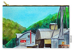 The Mill At Shade Gap II Carry-all Pouch