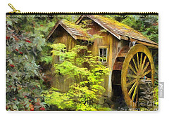 The Mill Carry-all Pouch by Eva Lechner