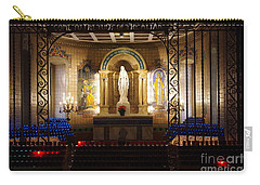 The Miraculous Medal Shrine Carry-all Pouch