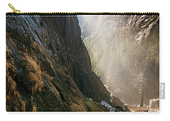 The Mist Trail Carry-all Pouch by Ralph Vazquez