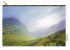 The Mists Of Rannoch Moor Carry-all Pouch