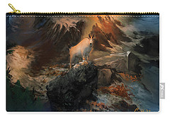 The Monarch Carry-all Pouch by J Griff Griffin