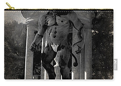 The Monster Maze Carry-all Pouch by Joaquin Abella