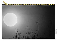 The Moon And The Stars Carry-all Pouch by John Glass