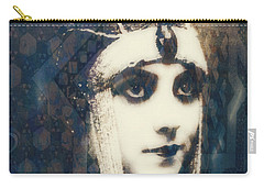 Carry-all Pouch featuring the digital art The More I See You , The More I Want You  by Paul Lovering