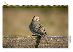 The Morning Dove Carry-all Pouch