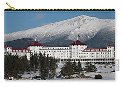 The Mount Washington Hotel Carry-all Pouch