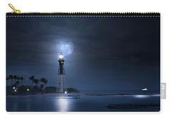 The Mystery Of Lighthouse Cove Carry-all Pouch