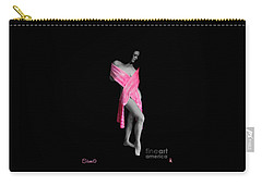 The Naked Truth It Can Happen To You Too Carry-all Pouch