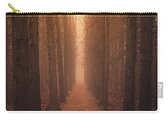 The Narrow Path Carry-all Pouch by Rob Blair