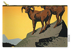 The National Parks Poster Carry-all Pouch