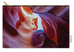 The Natural Sculpture 13 Carry-all Pouch by Jonathan Nguyen
