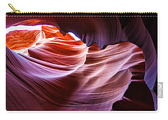 The Natural Sculpture 14 Carry-all Pouch by Jonathan Nguyen