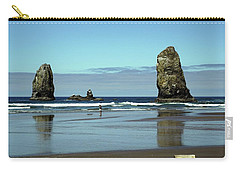 The Needles, Cannon Beach, Or Carry-all Pouch