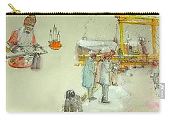 the Netherlands scroll Carry-all Pouch
