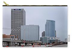 The New Milwaukee Skyline Carry-all Pouch by Randy Scherkenbach