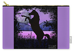 The Night Of The Unicorn Carry-all Pouch