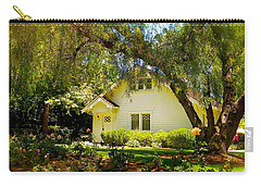 The Nixon Home  President Richard Nixon  Carry-all Pouch