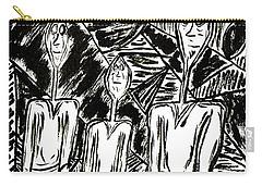 The Nod Trio Circa 1967 Carry-all Pouch