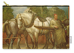 The Noonday Rest  Carry-all Pouch by George Frederick Watts