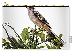 The Northern Mockingbird Carry-all Pouch