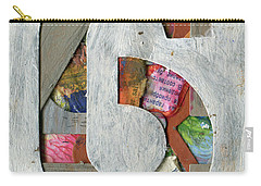 The Number 6 Carry-all Pouch
