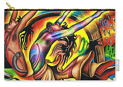 The Numinous Spectrum Of Exaltation Carry-all Pouch