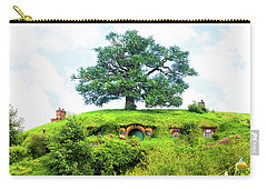The Oak Tree At Bag End Carry-all Pouch