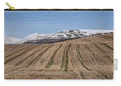 The Ochil Hills In Clackmannanshire Carry-all Pouch