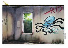 The Octopus's Garden Carry-all Pouch