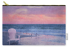 The Old Beach Chair Carry-all Pouch