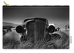 The Old Buick Carry-all Pouch by Marius Sipa