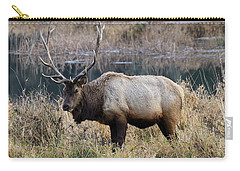 The Old Bull Carry-all Pouch