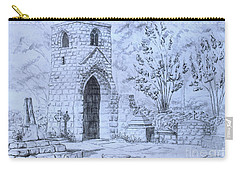 The Old Chantry Carry-all Pouch