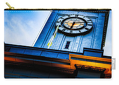 The Old Clock Tower Carry-all Pouch
