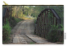 The Old Country Bridge Carry-all Pouch by Kim Henderson