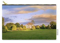 The Old Country House Carry-all Pouch by Roy McPeak