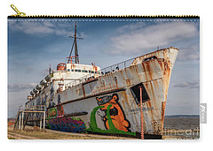 Carry-all Pouch featuring the photograph The Old Duke by Adrian Evans