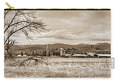 The Old Farm 1 Carry-all Pouch by Ansel Price
