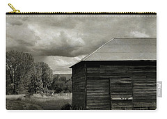 The Old Farm Bw Carry-all Pouch