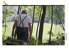 The Old Gardener Carry-all Pouch