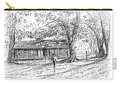 The Old Homeplace Carry-all Pouch