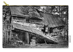 Carry-all Pouch featuring the photograph The Old Homestead by Douglas Stucky