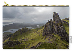 The Old Man Of Storr, Isle Of Skye, Uk Carry-all Pouch