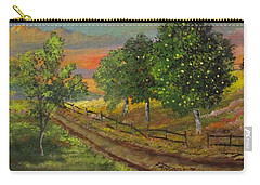 The Old Orchard Carry-all Pouch