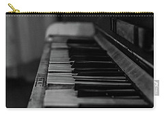 The Old Piano Carry-all Pouch