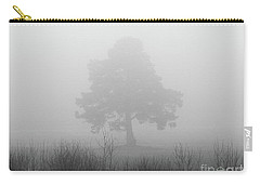 The Old Pine In The Fog Carry-all Pouch