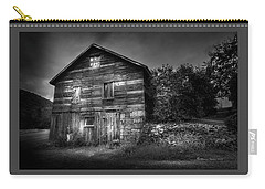 Carry-all Pouch featuring the photograph The Old Place by Marvin Spates